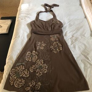 Life is Good halter dress